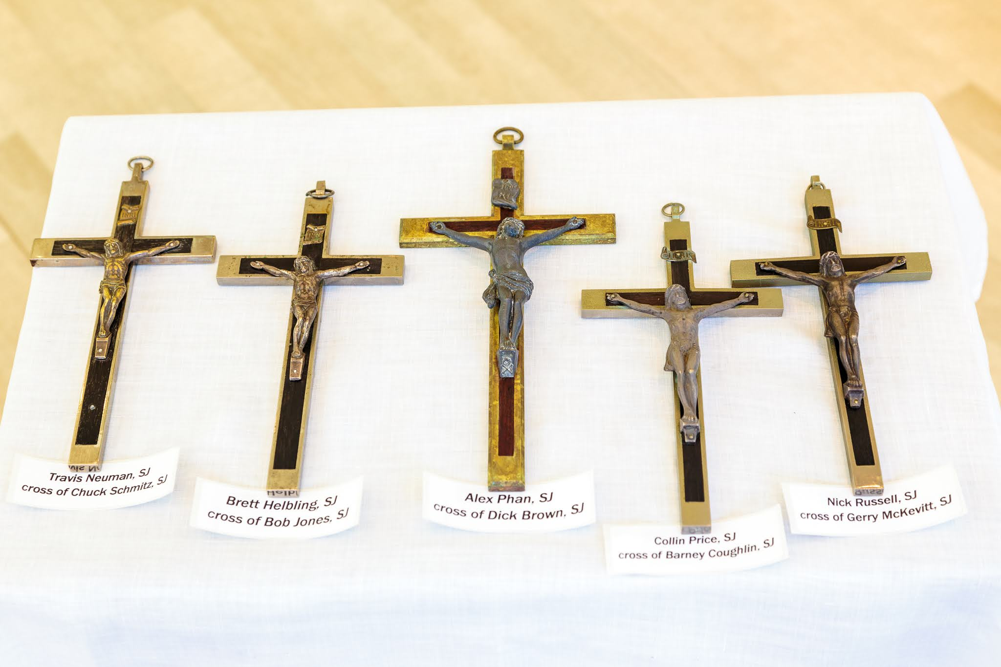 2020 First Vows Culver City Crucifixes