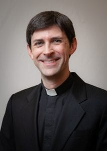 Fr. Matthew Baugh, SJ